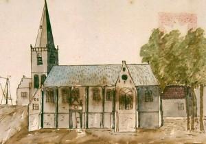 Historie van Moordrecht - Hervormde Kerk - Atlas Andries Schoemaker