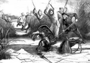 Historie van Moordrecht - Graaf Willem II