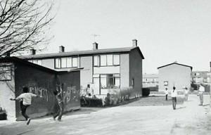 Historie van Moordrecht: De 'Ambonwijk' werd in 1961 gebouwd (foto: O. Tatipikalawan-MHM-coll. IWM).