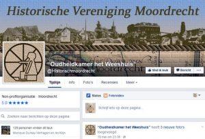 Historische Vereniging Moordrecht - Facebookpagina Historisch Moordrecht