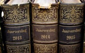 Historische Vereniging Moordrecht - jaarverslagen