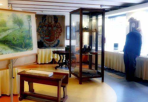 Historische Vereniging Moordrecht - Oudheidkamer Het Weeshuis wegens vakantie gesloten