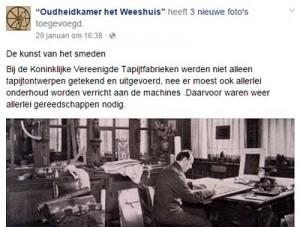 Historische Vereniging Moordrecht - Werkgroep Facebook