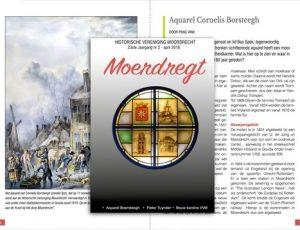 Historische Vereniging Moordrecht - Moerdregt april 2016