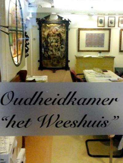 Historische Vereniging Moordrecht: Oudheidkamer Het Weeshuis