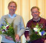Johan Verboom en Panc Vink benoemd tot erelid