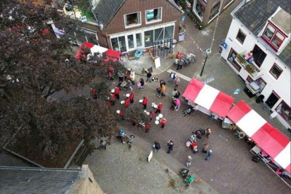 Moordrecht - Open Monumentendag in de Dorpskerk
