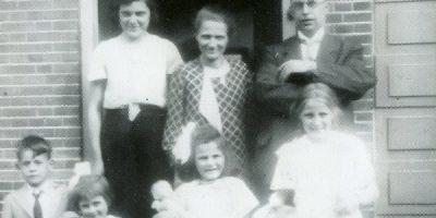 Historische Vereniging Moordrecht: predikantenechtpaar Kalkman redt Joodse onderduikster.