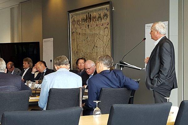 Historische Vereniging Moordrecht: actie behoud Snelle Sluis.