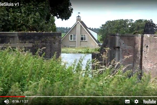 Actie tegen sloop Snelle Sluis Moordrecht: brandmail aan gemeenteraad
