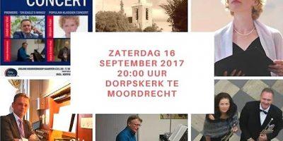 Flying Eagle Concert in Dorpskerk te Moordrecht