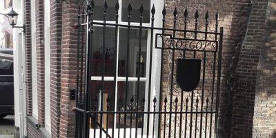 Hekwerk'Vroegop-s IJsseloord Dorpstraat Moordrecht