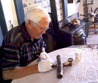 NL Doet 2018 - Historische Vereniging Moordrecht - meehelpen met archiveren historische voorwerpen