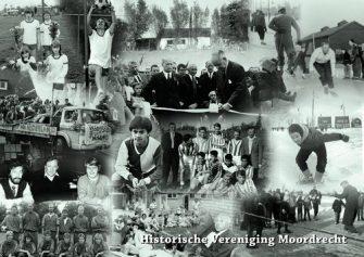 Historische Vereniging Moordrecht - ledenvergadering 2018: boeiende presentatie over het Moordrechtse sportverleden.