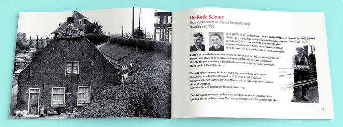 Historische Vereniging Moordrecht bestaat 25 jaar: jubileumboek Moordrecht van Toen