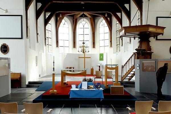 Historische Vereniging Moordrecht: Open Monumentendag 2019 in Dorpskerk.