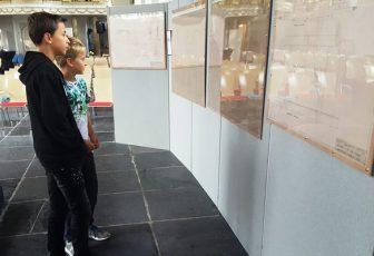Open Monumentendag 2018-Historische Vereniging Moordrecht:  expositie Dorpskerk.