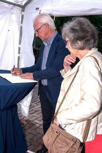 Historische Vereniging Moordrecht receptie 25-jarig bestaan 02