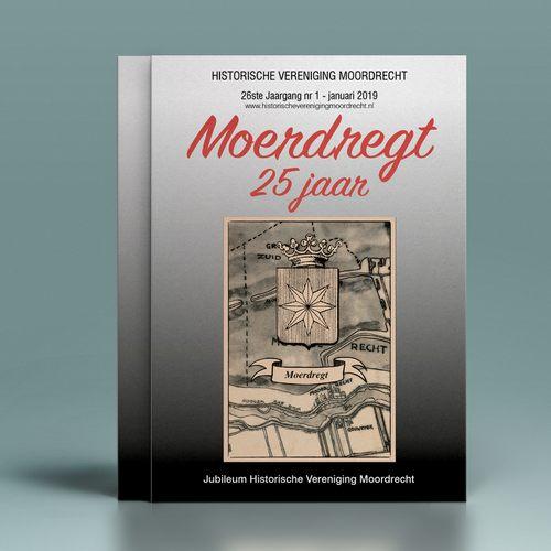 Historische Vereniging Moordrecht - Moerdregt jubileumnummer januari 2019