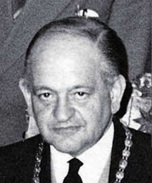 Historische Vereniging Moordrecht - burgemeester H.C. Vermaat