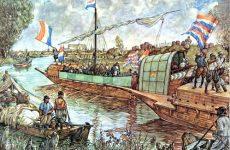 Historische Vereniging Moordrecht: Open Monumentendag 2019 in Dorskerk - schoolplaat Isings.