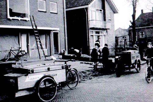 Historische Vereniging Moordrecht - Bakkerij Verboom aan de Kerklaan