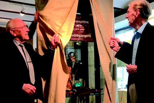 Historische Vereniging Moordrecht - expositie Moordrechtse Indiëgangers: Wim van Dam en Cees van Gameren