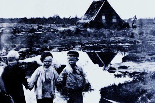 Historische Vereniging Moordrecht - familie Kraan en het Moortsche Veen