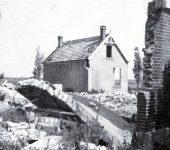 Historische Vereniging Moordrecht - Moerdregt - boerderij familie van Velzen aan Provinicaleweg 2