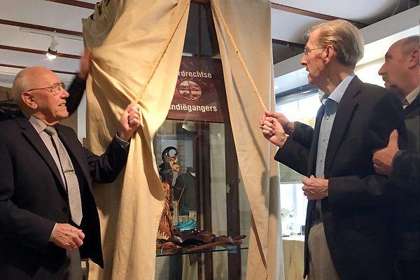 Historische Vereniging Moordrecht - Erfgoedmuseum Oudheidkamer Het Weeshuis.kamer