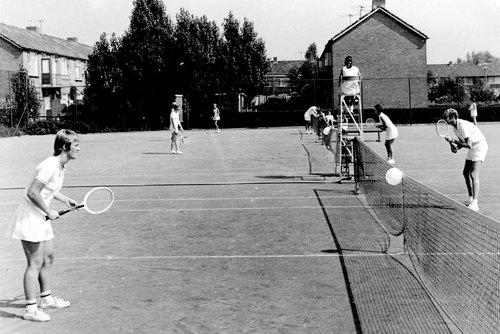 Moerdregt - Jubileum 50 jaar Tennisvereniging Moordrecht
