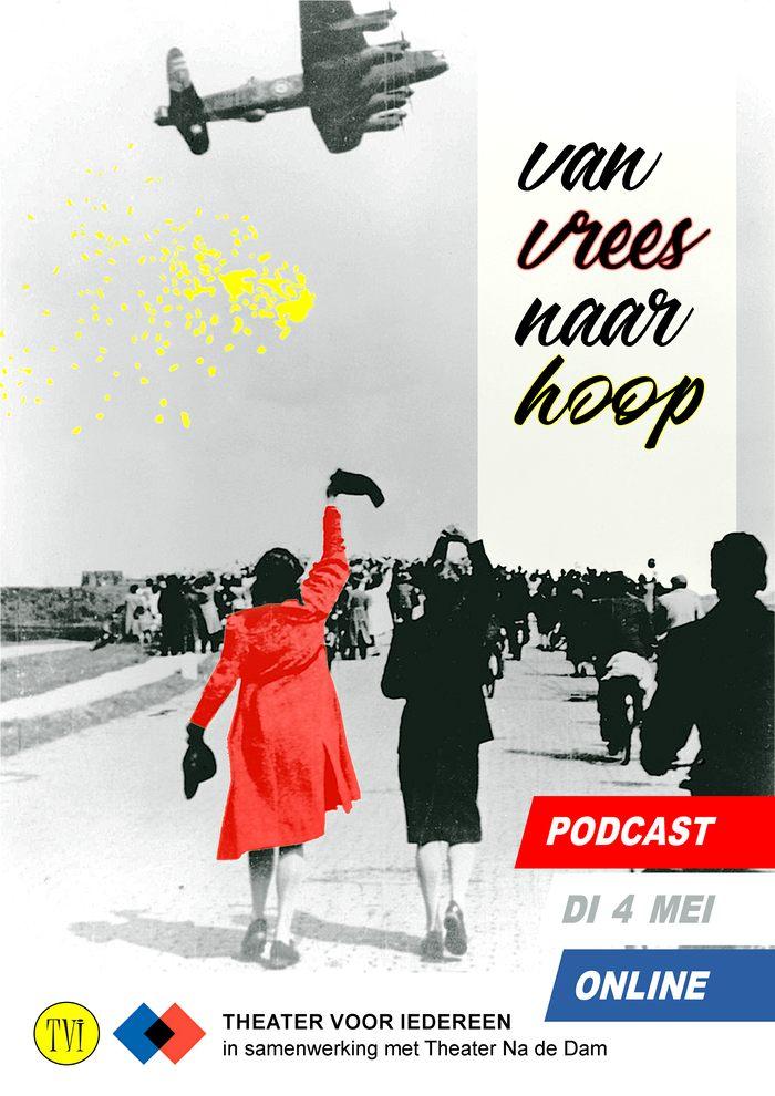 Herdenking Tweede Wereldoorlog in Moordrecht 2021: podcast met Els Fresen