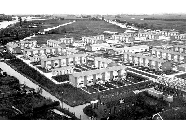 Historische Vereniging Moordrecht - Molukse wijk in aanbouw 2