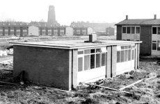 Historische Vereniging Moordrecht - Molukse wijk in aanbouw