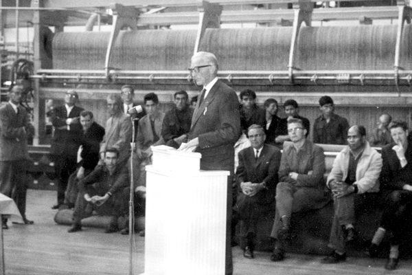 Historische Vereniging Moordrecht - Moerdregt: Marinus Bongers - bedrijfsleider K.V.T.